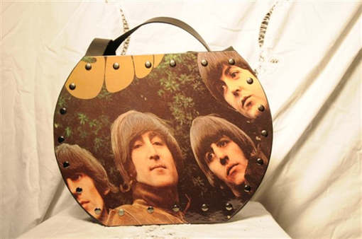 Picture of Beatles Original Record Purse:The Beatles - Rubber Soul