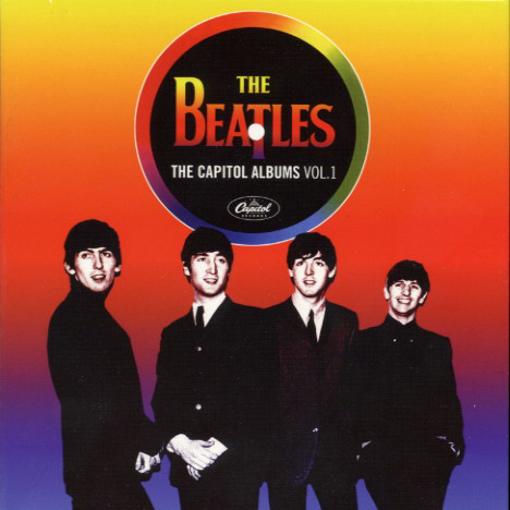 Picture of Beatles CD Capitol Albums Vol 1