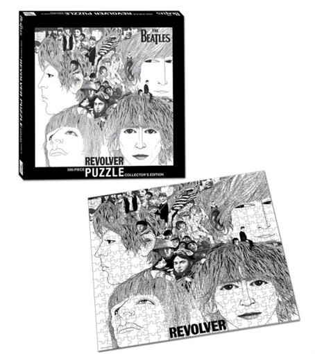 Beatles Puzzle: The Beatles Revolver
