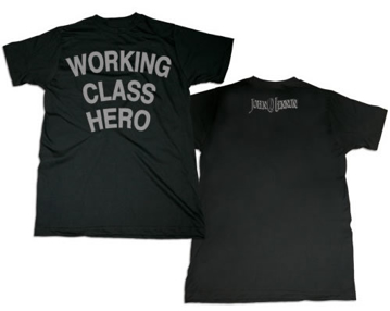 Picture of Beatles T-Shirt: Lennon - Working Class Hero