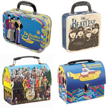 Picture for category Beatles Lunch Boxes