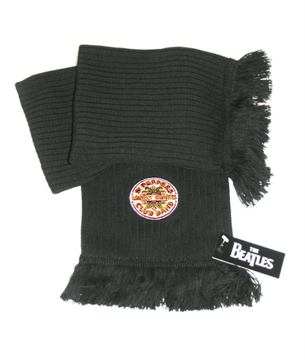 "Picture of Beatles Scarf: The Beatles ""Sargent Pepper's"" Scarf Lonely Hearts Club Band"