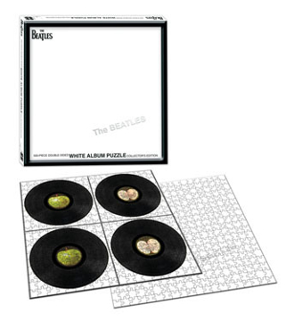 Picture of Beatles Puzzle: The Beatles White Album Puzzle
