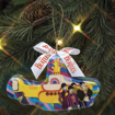 Picture of Beatles Ornament: The Beatles Yellow Submarine Christmas
