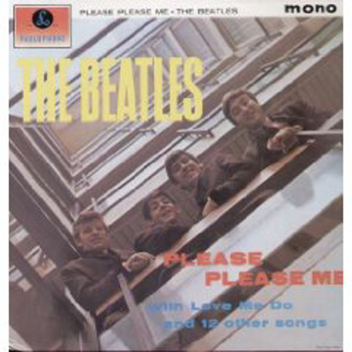 Picture of Beatles LP: Record NEW !Please Please Me [IMPORT] [VINYL]