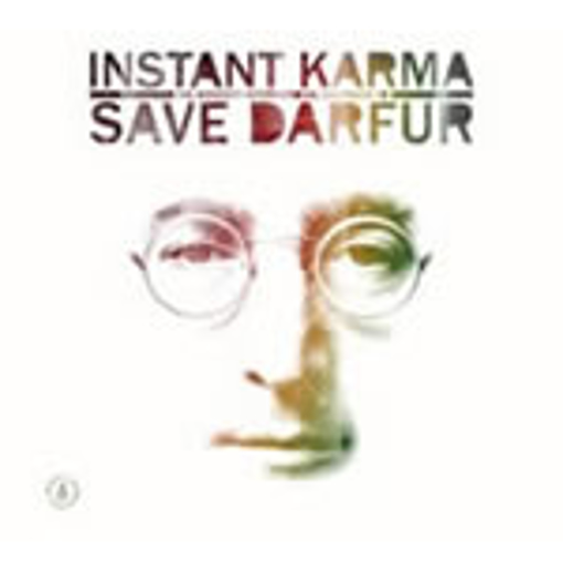 Picture of CD: Instant Karma: The Amnesty International Campaign to Save Darfur