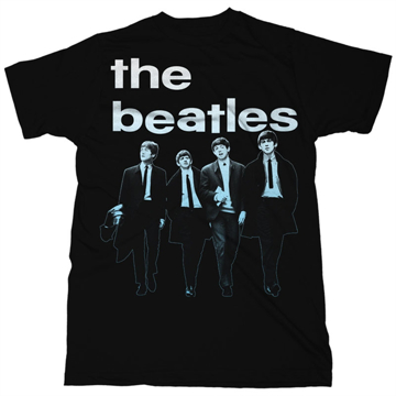 Picture of Beatles T-Shirt: RUN FOR YOUR LIFE