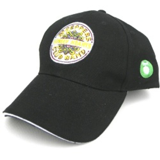 Picture of Beatles Cap: The Beatles Sgt. Pepper's baseball cap