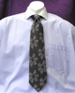 Picture of Beatles Tie: The Beatles Rubber Soul