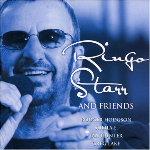 Picture of CD-RINGO Ringo Starr and Friends