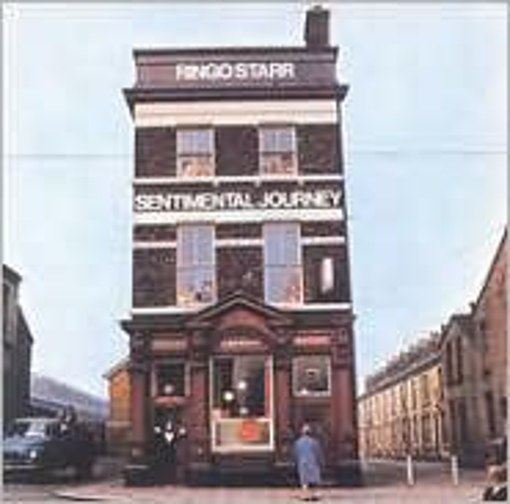 Picture of CD-RINGO Sentimental Journey