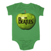 Picture of Beatles Onesie - THE BEATLES AN APPLE A DAY