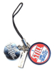 Picture of Beatles Phone Charm: The Beatles Collectable Phone Charm