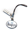 Picture of Beatles Phone Charm: Drop T Logo (Metal)