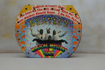 Picture of Beatles Original Record Purse/Bag:The Beatles - Magical Mystery Tour
