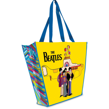 Picture of Beatles Tote: Yellow Submarine Shopper