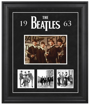 "Picture of Beatles ART: The Beatles ""1963"" framed presentation"