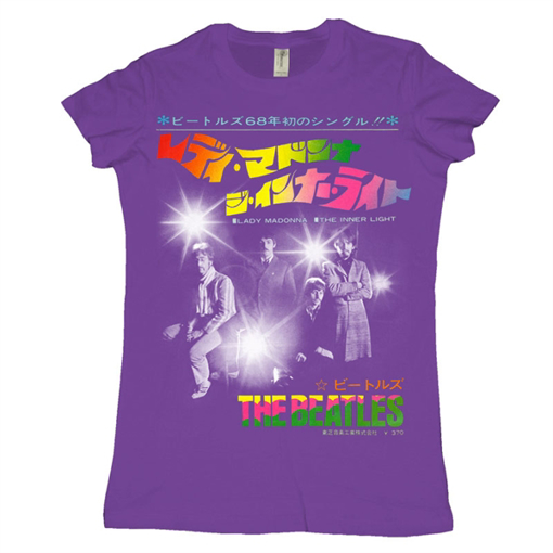 Picture of Beatles T-Shirt: The Beatles Junior ON SALE! INNER LIGHT