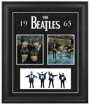 "Picture of Beatles ART: The Beatles ""1965"" framed presentation"