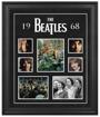 "Picture of Beatles ART: The Beatles ""1968"" framed presentation"