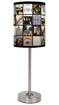 Picture of Beatles Lamp Shades: Album Covers Lamp