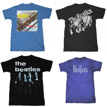 """Picture of Beatles T-Shirt: """"Lucky Dip"""" Clearance"""