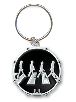 "Picture of Beatles Key Chain: The Beatles ""Abbey Road""  Drum"