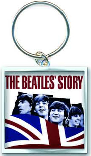 Picture of Beatles Key Chain: The Beatles Story