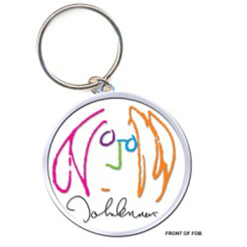 Picture of Beatles Key Chain: John Lennon Portrait