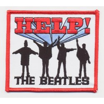 Picture of Beatles Patches: Help Square