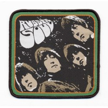Picture of Beatles Patches: Green Rubber Soul