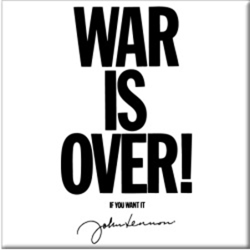 Picture of Beatles Patches: War is Over