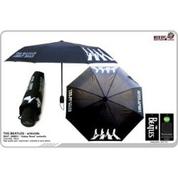 Picture of Beatles Umbrella: Abbey Road Umbrella in Black