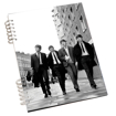 Picture of Beatles Notebook: The Beatles Lenticular Notebook 1963