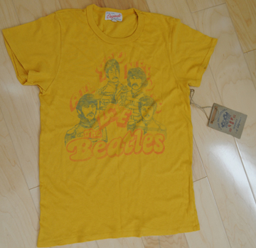 Picture of Beatles T-Shirt: The Beatles Women's Sgt. Pepper's Classic