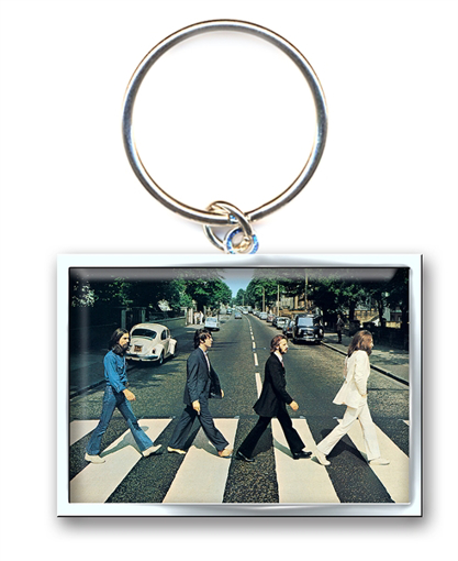 """Picture of Beatles Key Chain: The Beatles """"Abbey Road"""""""