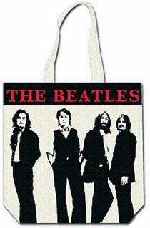 Picture of Beatles Tote Bags: The Beatles Canvas Zip Totes TOTE: The Beatles - ITunes Fav Photo