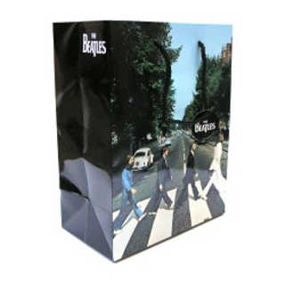 Picture of Beatles Gift Bags: The Beatles 3 Styles  GIFT Bag: The Beatles - Abbey Road