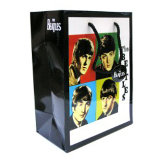 Picture of Beatles Gift Bags: The Beatles 3 Styles  GIFT Bag: The Beatles - Early Years
