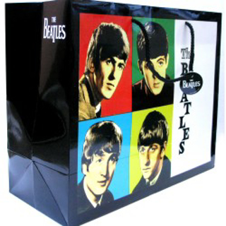 Picture of Beatles Gift Bags: The Beatles 3 Styles  GIFT Bag:The Beatles - Early Years