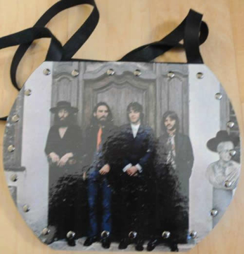 Picture of Beatles Record Purse/Bag:The Beatles - Hey Jude