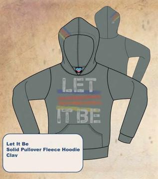 Picture of Beatles Hoodie: Let It Be