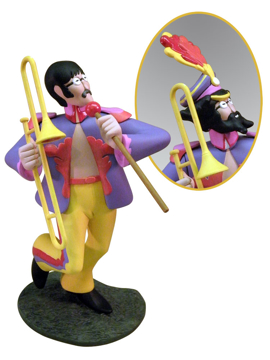 Picture of Beatles Model Kit: The Beatles John Model Kit