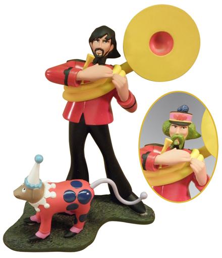 Picture of Beatles Model Kit: The Beatles George Model Kit
