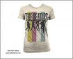 Picture of Beatles T-Shirt: Jumping Stripes  Junior