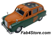 """Picture of Beatles Toy: London Taxi """"Rubber Soul"""""""