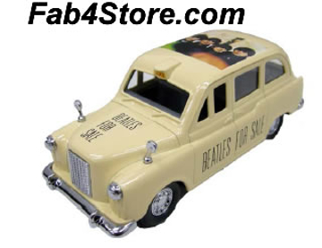 "Picture of Beatles Toy: London Taxi ""Beatles For Sale"""