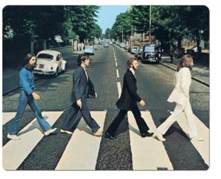 Picture of Beatles Mouse Pads: The Beatles - Abbey Road