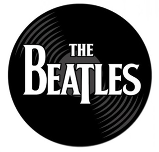 Picture of Beatles Mouse Pads: The Beatles - Drop T Record