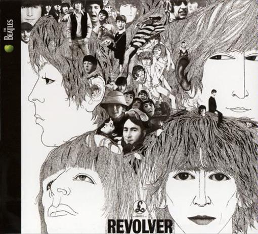Picture of Beatles LP Revolver (2012 Remaster) LP/RECORD
